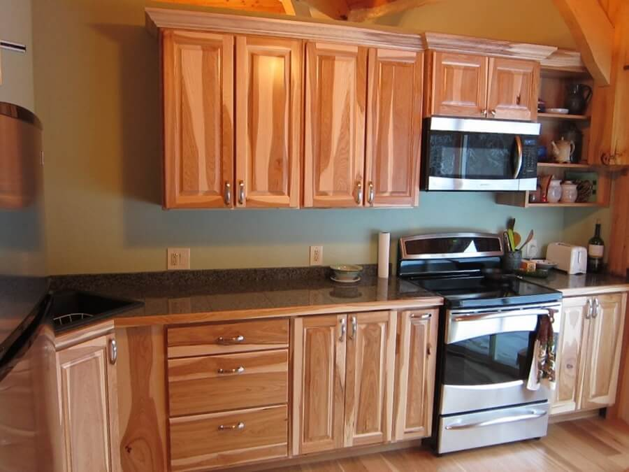 Hickory Cabinets Images