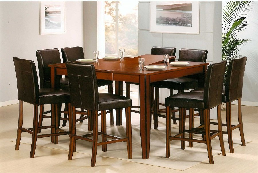 Ideas Pub Style Dining Sets