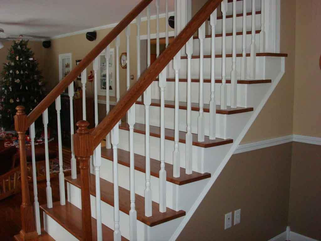 Inspiration Hardwood Stair Treads
