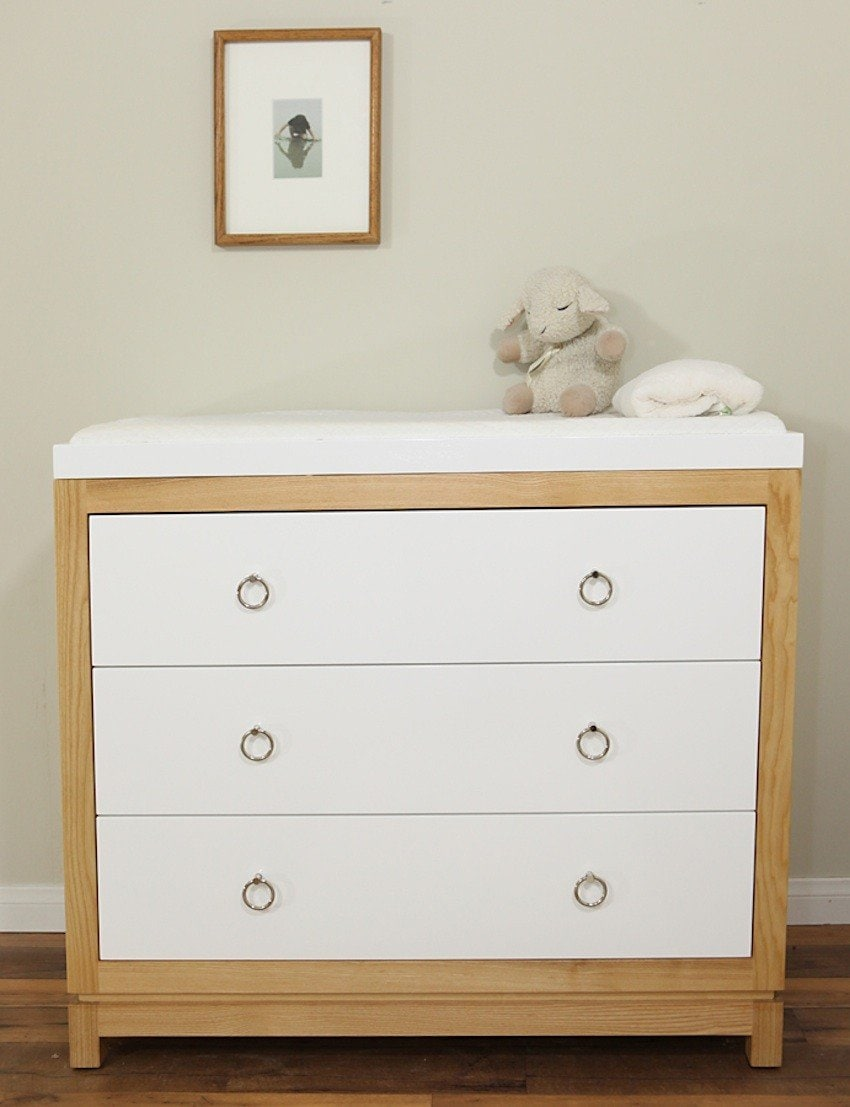 Inspiring Baby Changing Table Dresser