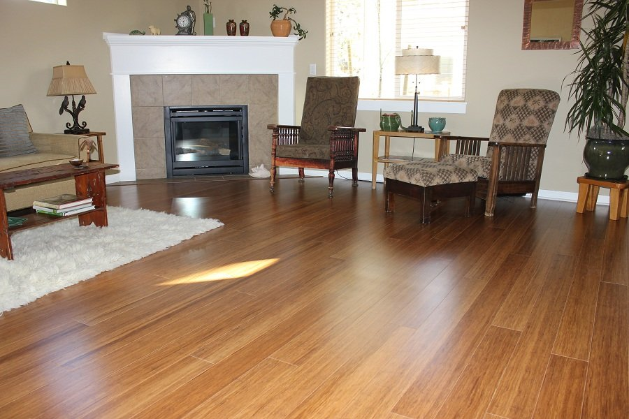 Installing Floating Bamboo Flooring