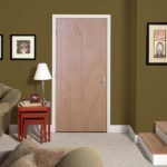 Interior Solid Wood Front Doors