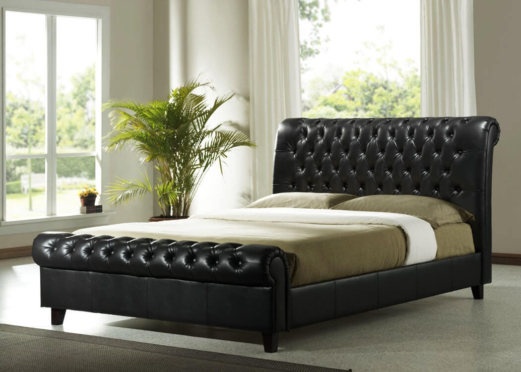 King Size Bed Frame With Headboard Plans