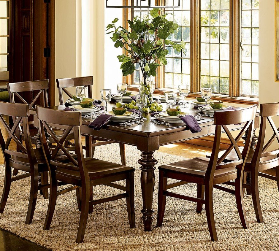Kitchen Dinette Sets With Caster Chairs