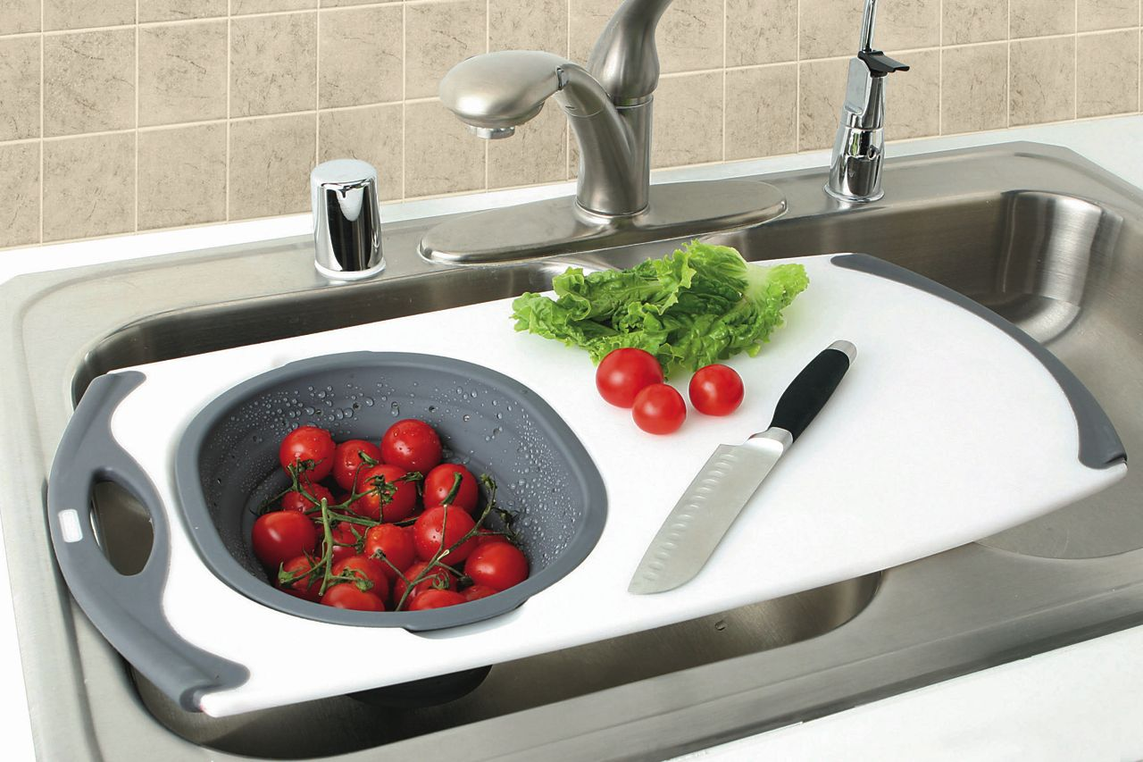 Kitchen Sink Stainer Ideas