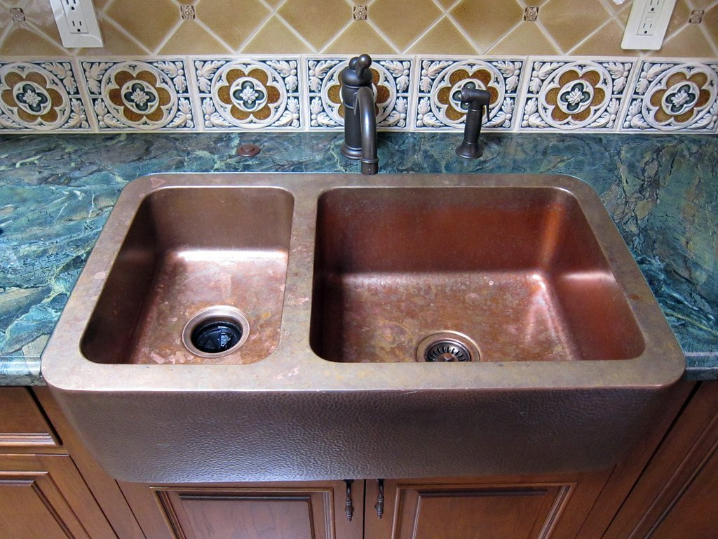 Kitchen Sink With Drainboard Tips