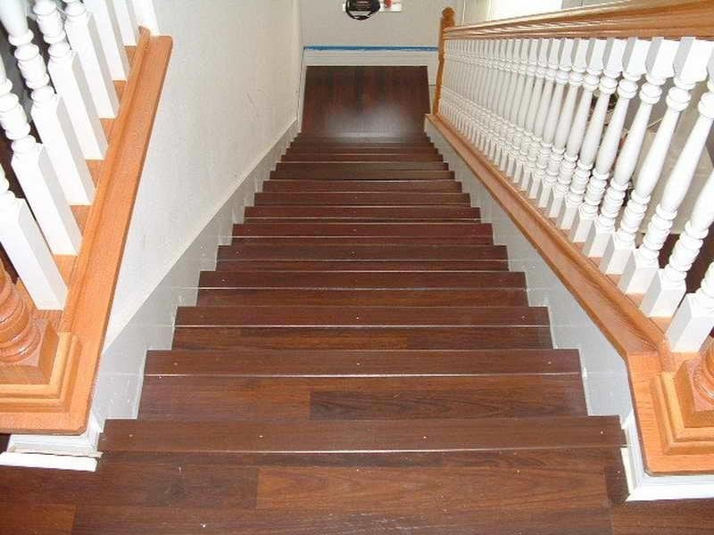 Laminate Flooring Stairs Picture