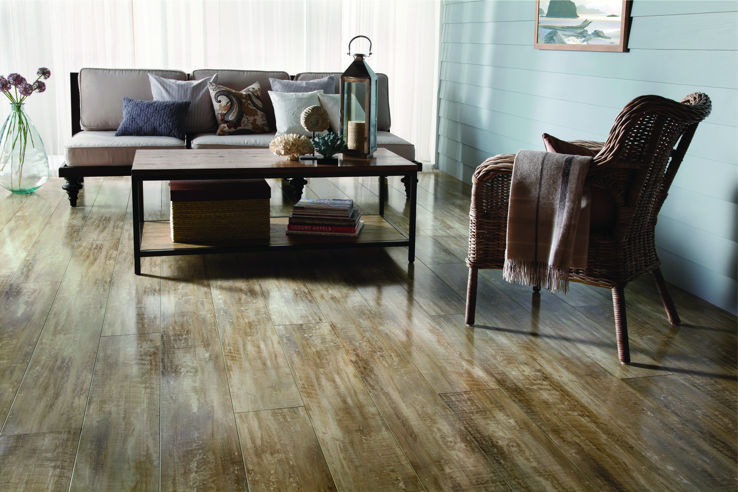 Laminate Flooring That Looks Like Wood Oak