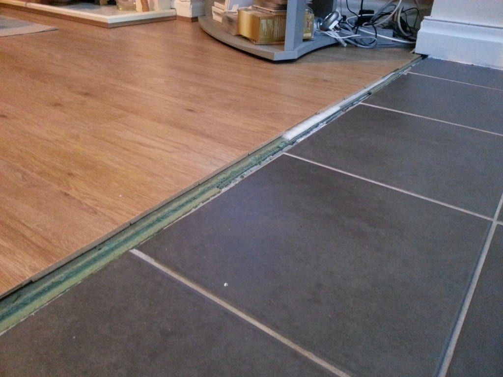 Laminate Flooring Transition Designs