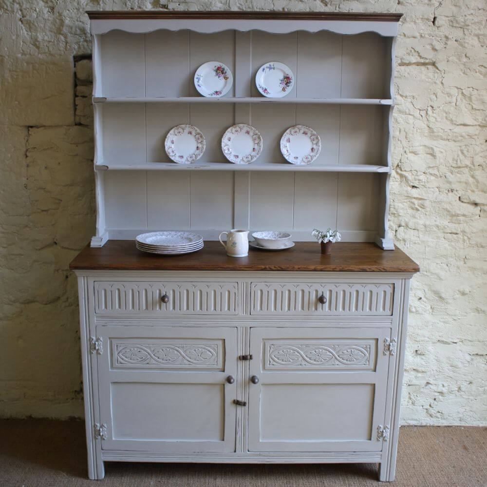Large Distressed Dresser