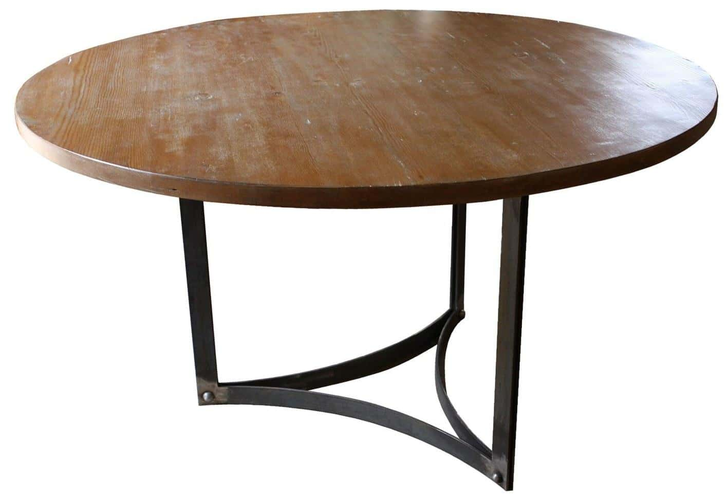 Large Round Wood Table Tops
