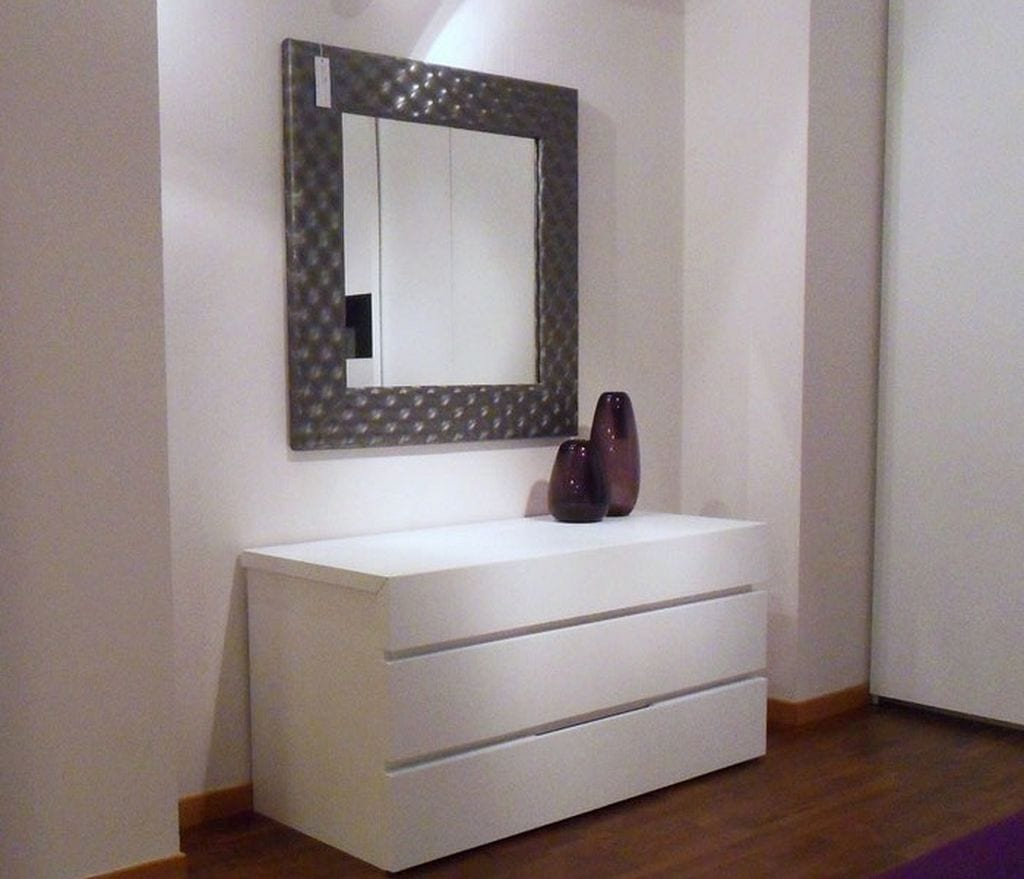Luxury Mirrored Dresser