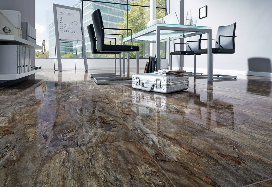 Luxury Slate Laminate Flooring