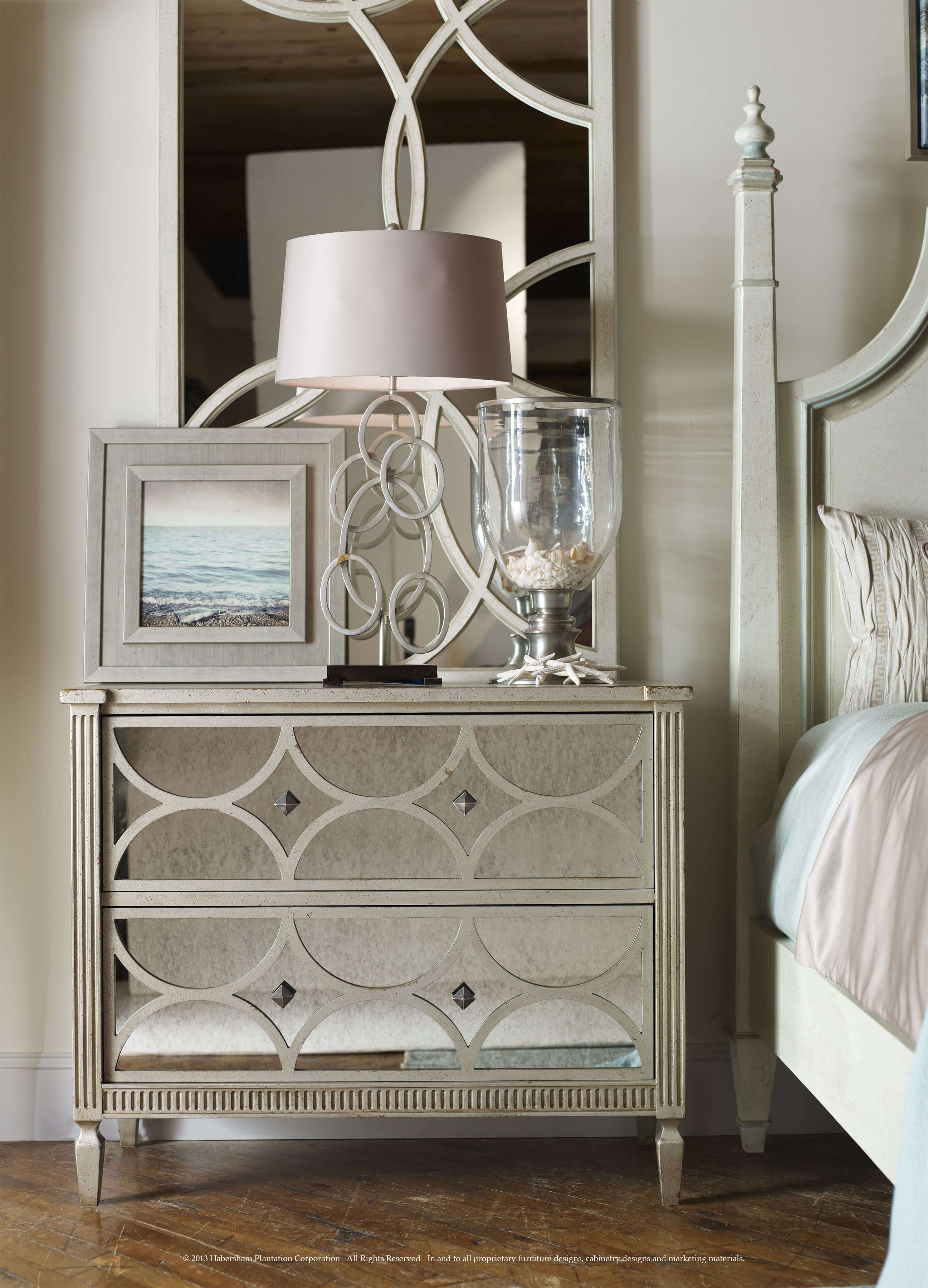 Mirrored Dresser Furniture