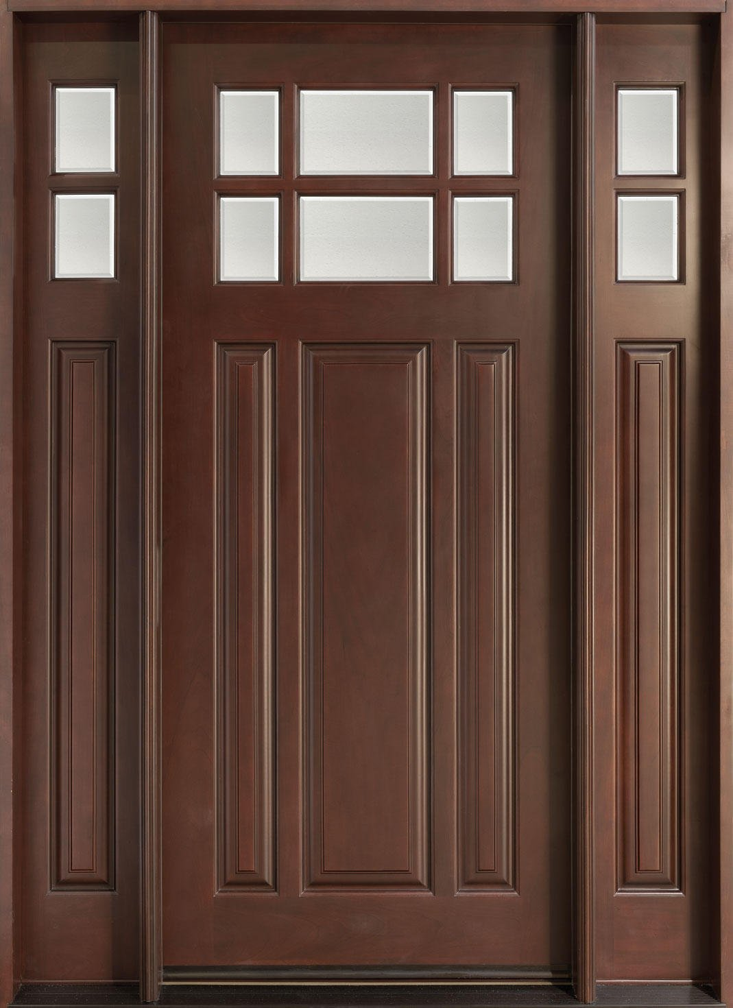 Original Solid Wood Exterior Doors