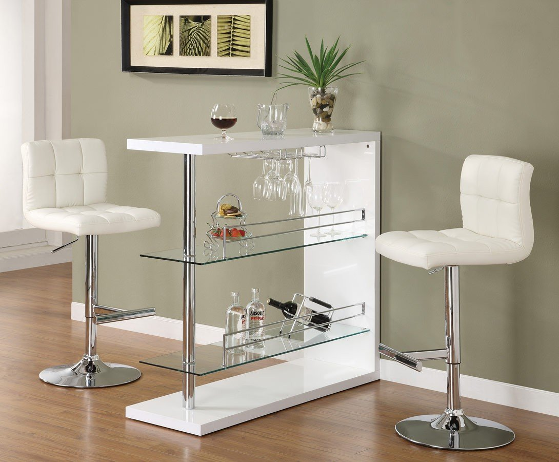 Perfect Bar Stool Table Set