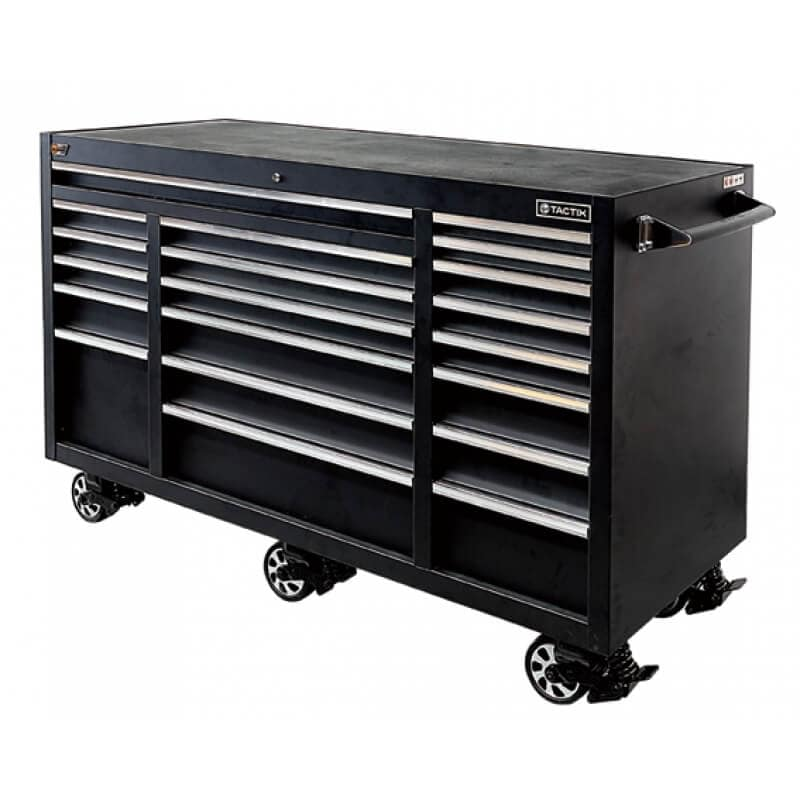 Picture Rolling Tool Cabinet