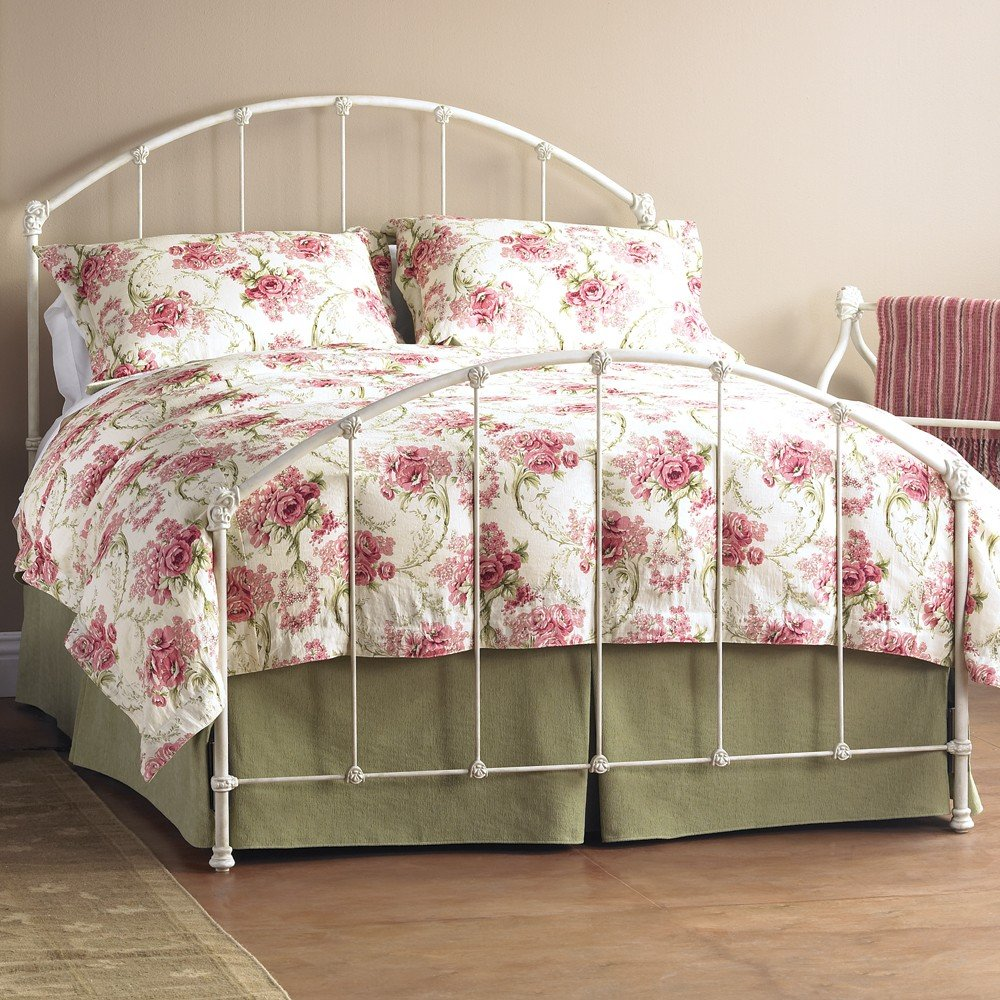 Queen Iron Headboard
