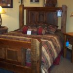 Reclaimed Wood Bedroom Furniture Picture