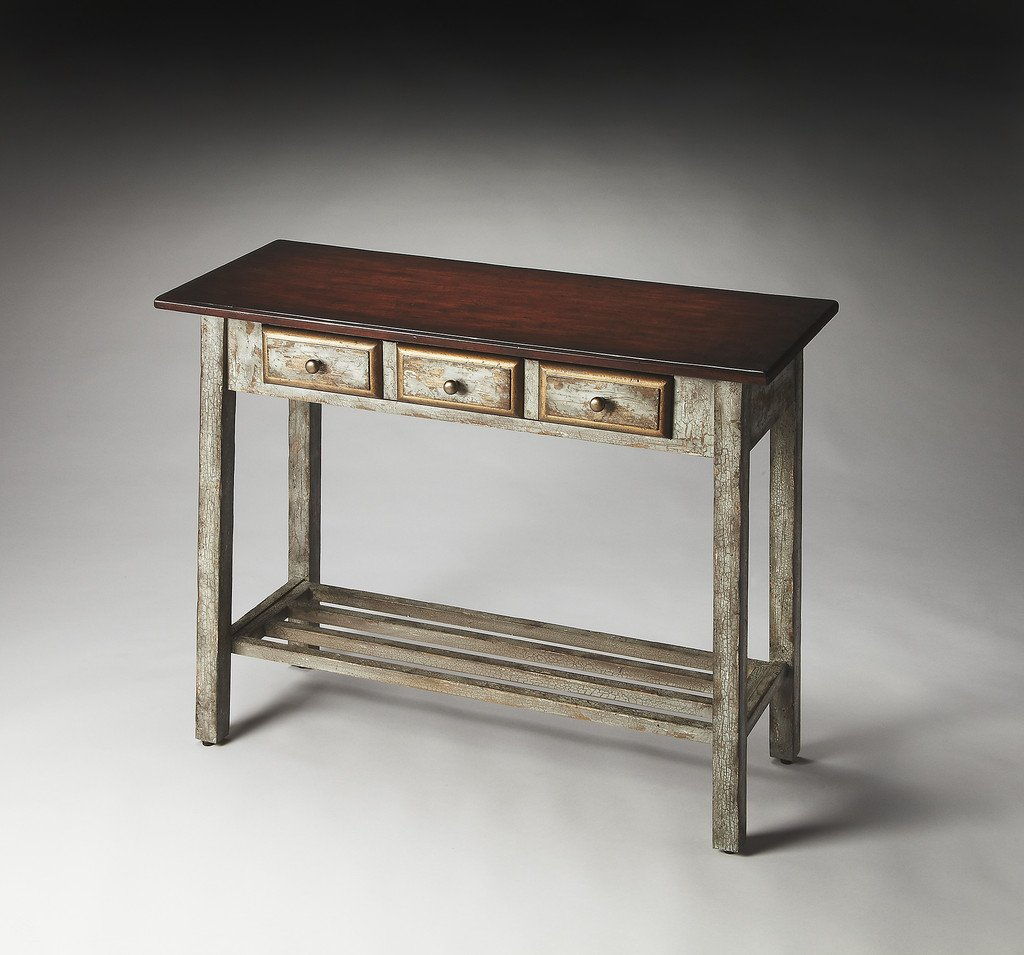 Reclaimed Wood Console Table Toronto