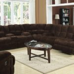 Brown Reclining Sectional Sofas Ideas
