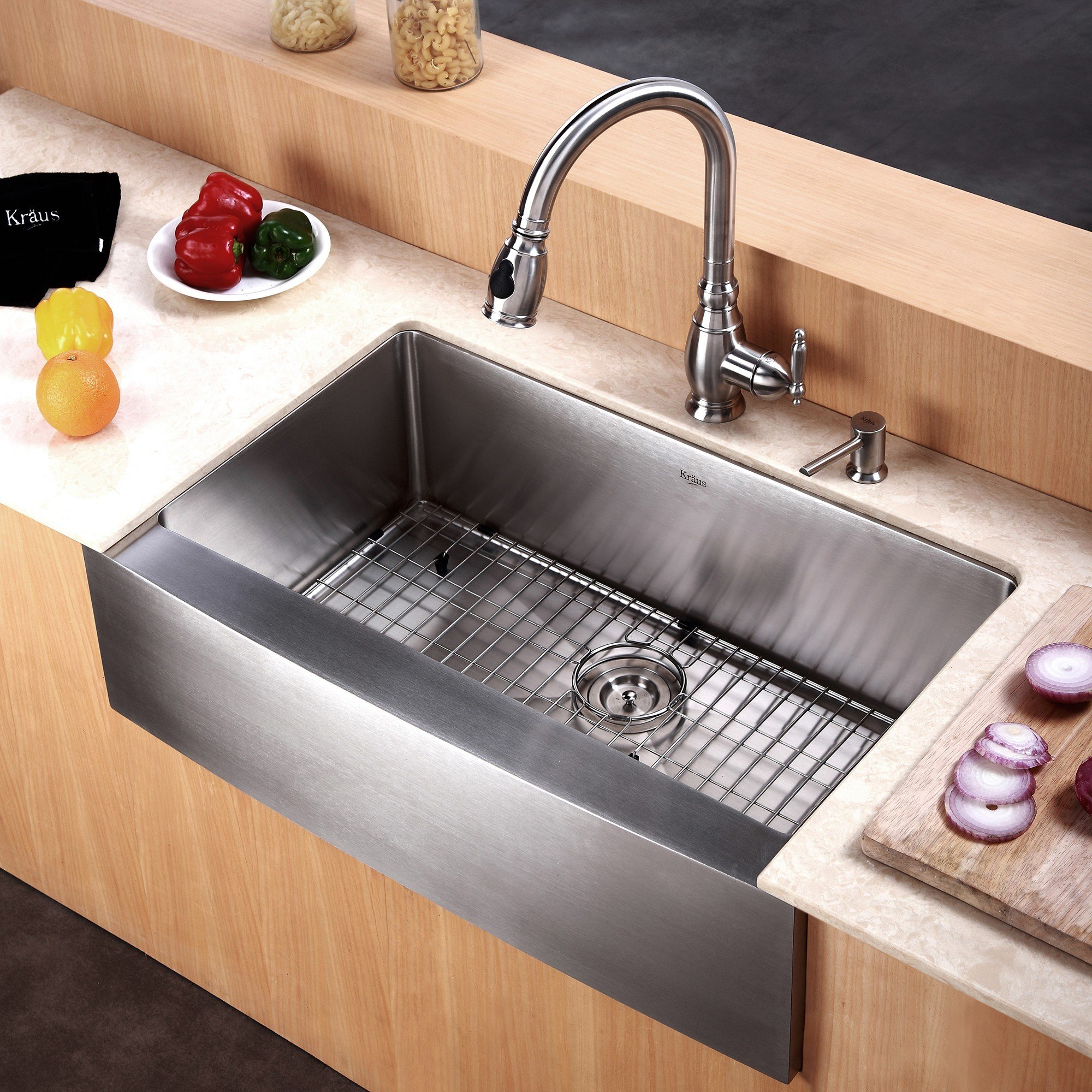 Rectangle Kitchen Sink Stainer