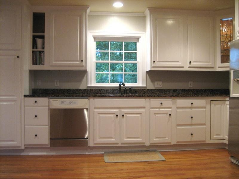 Dim Lightning Expose Restaining Kitchen Cabinets