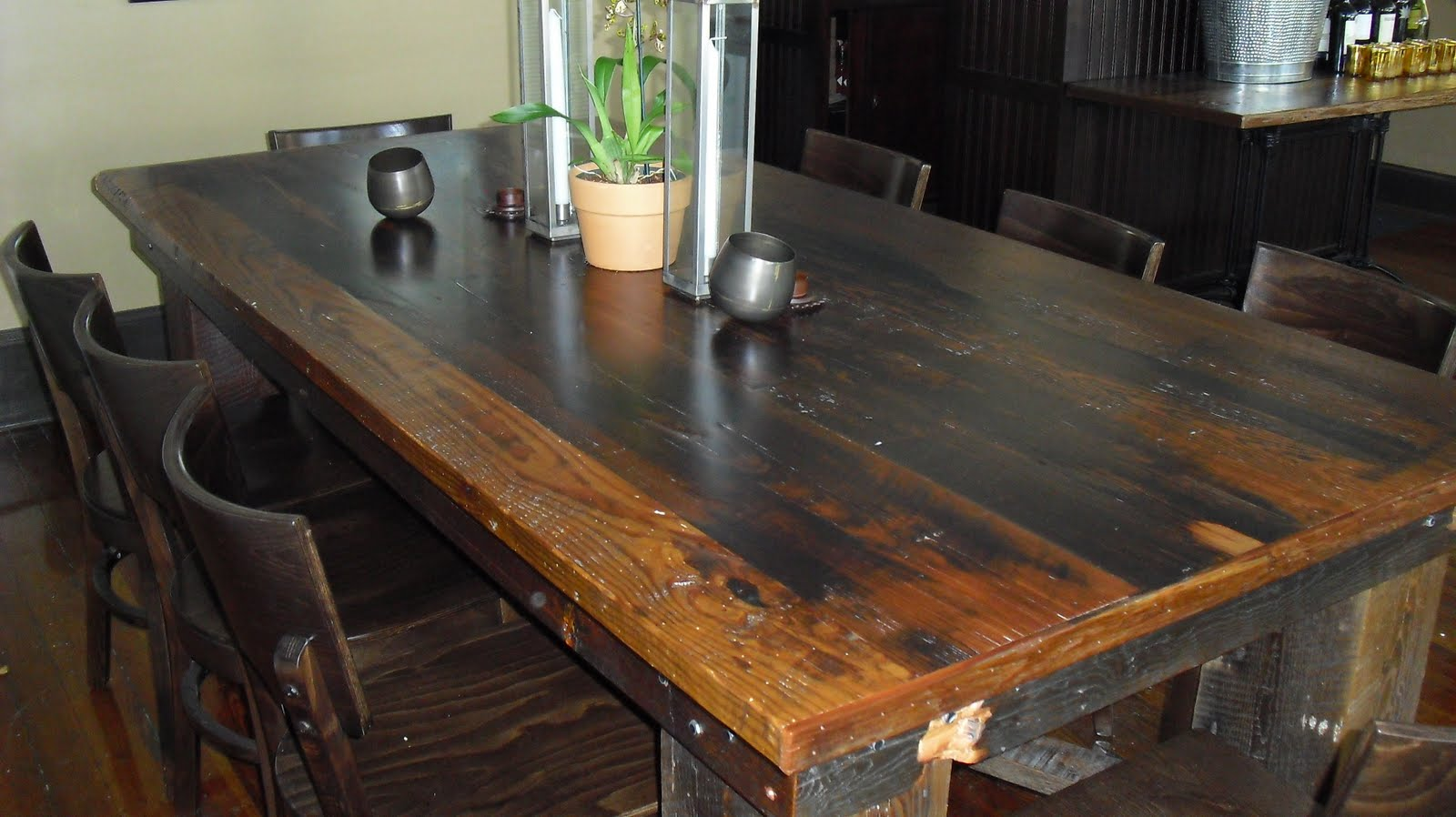 Restaurant Table Tops Ideas