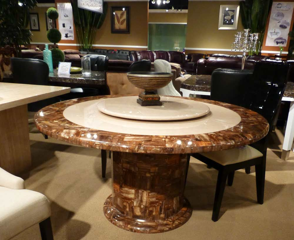The Round Marble Dining Table Loccie Better Homes