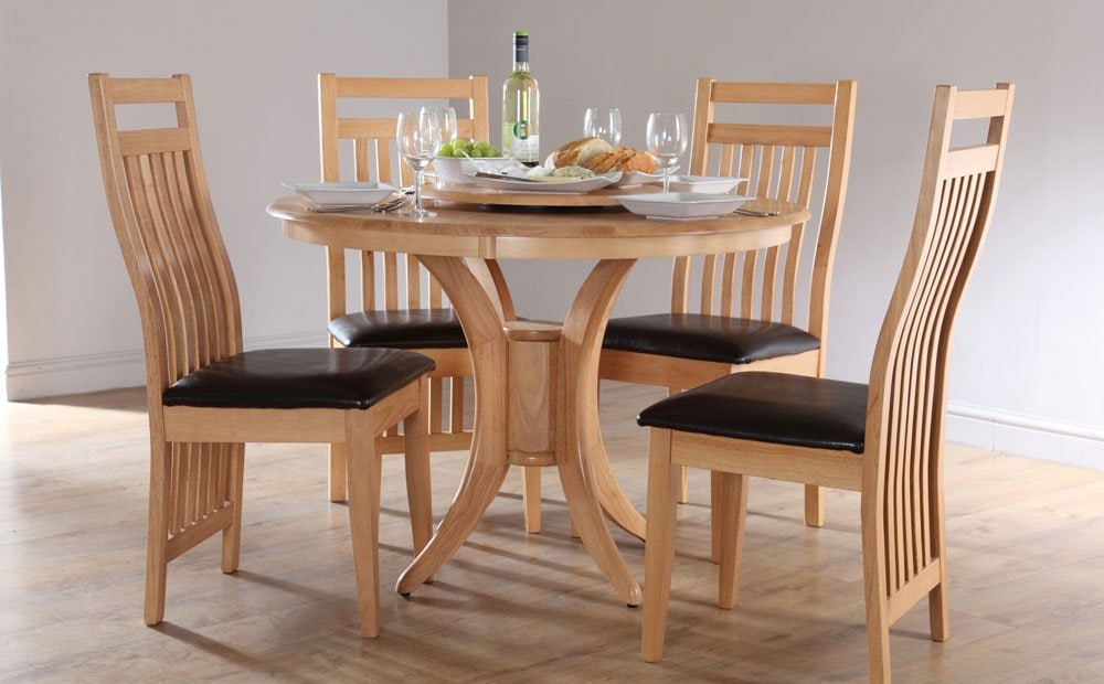 Round Small Dinette Sets