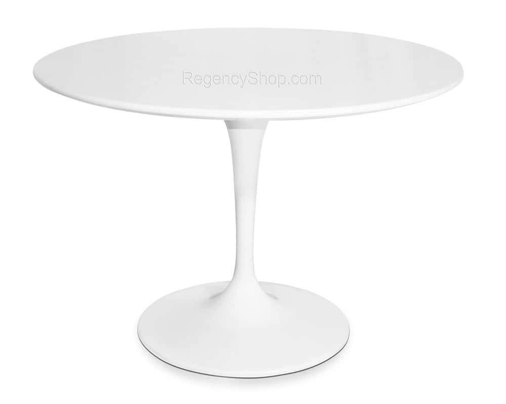The Set Of Saarinen Tulip Table Loccie Better Homes Gardens Ideas - Room and board saarinen table