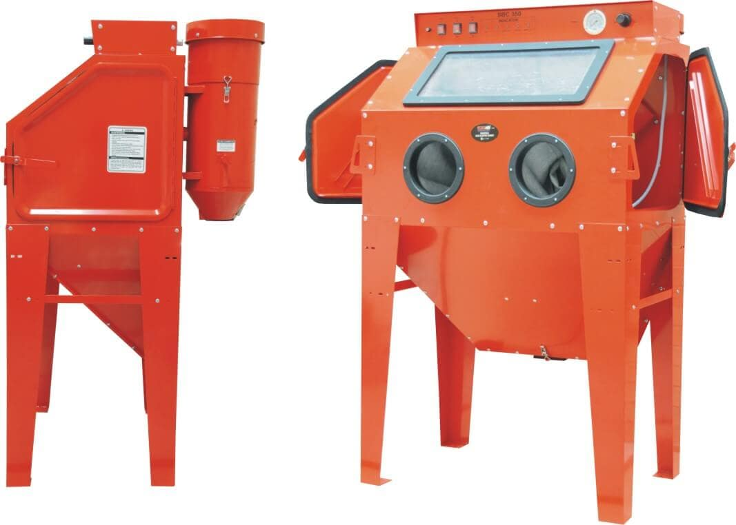 Sand Blasting Cabinet Picture