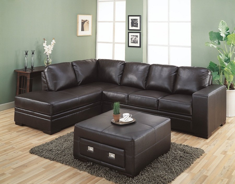 Sectional Leather Sofas Decoration