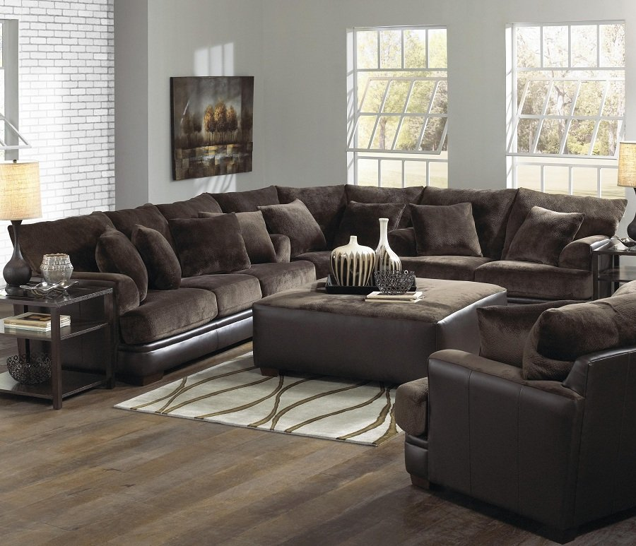 Sectional Leather Sofas Style