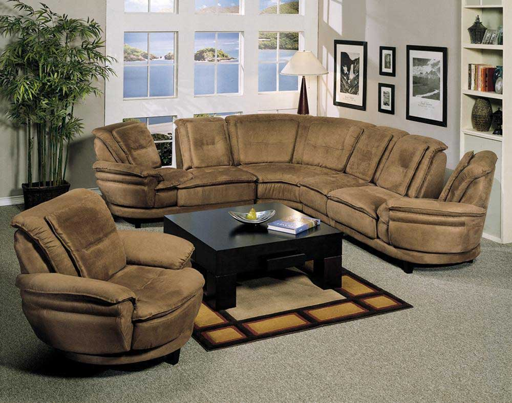 Sectional Sofa With Recliner Ideas