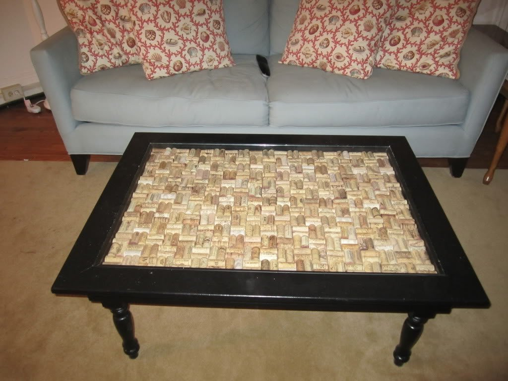 Shadow Box Coffee Table Design