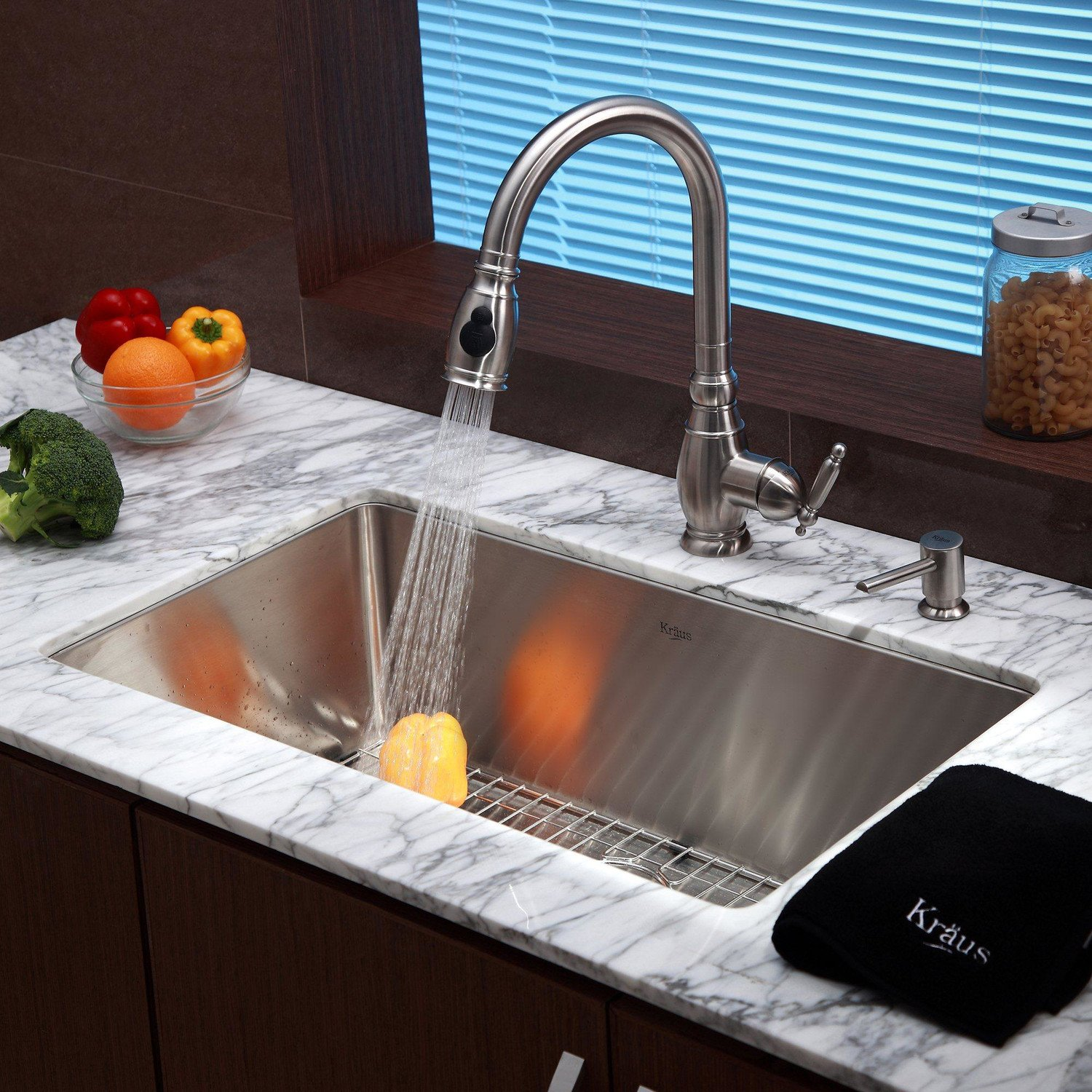 Single Bowl Kitchen Sink Ideas