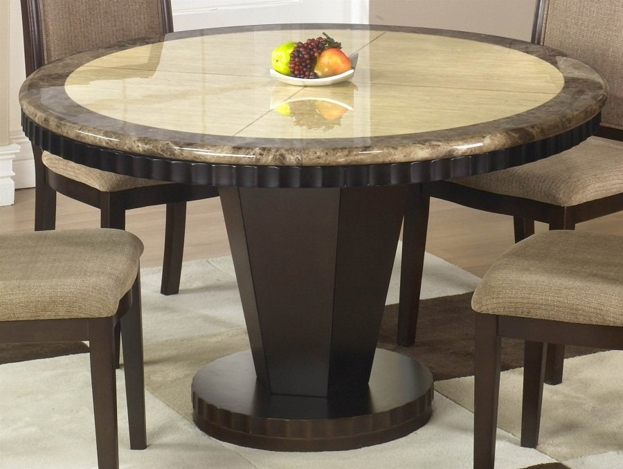 Small 72 Inch Round Dining Table
