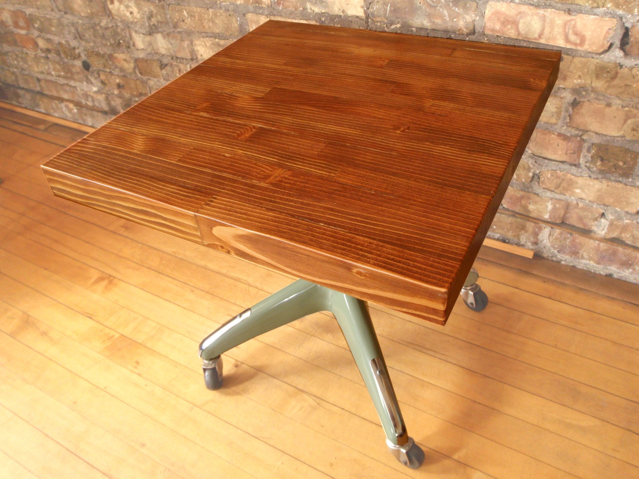 Small Butcher Block Kitchen Table