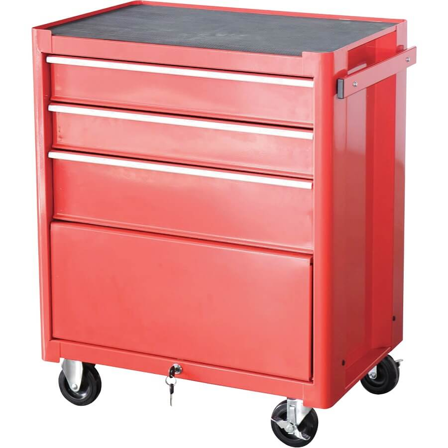 Small Rolling Tool Cabinet