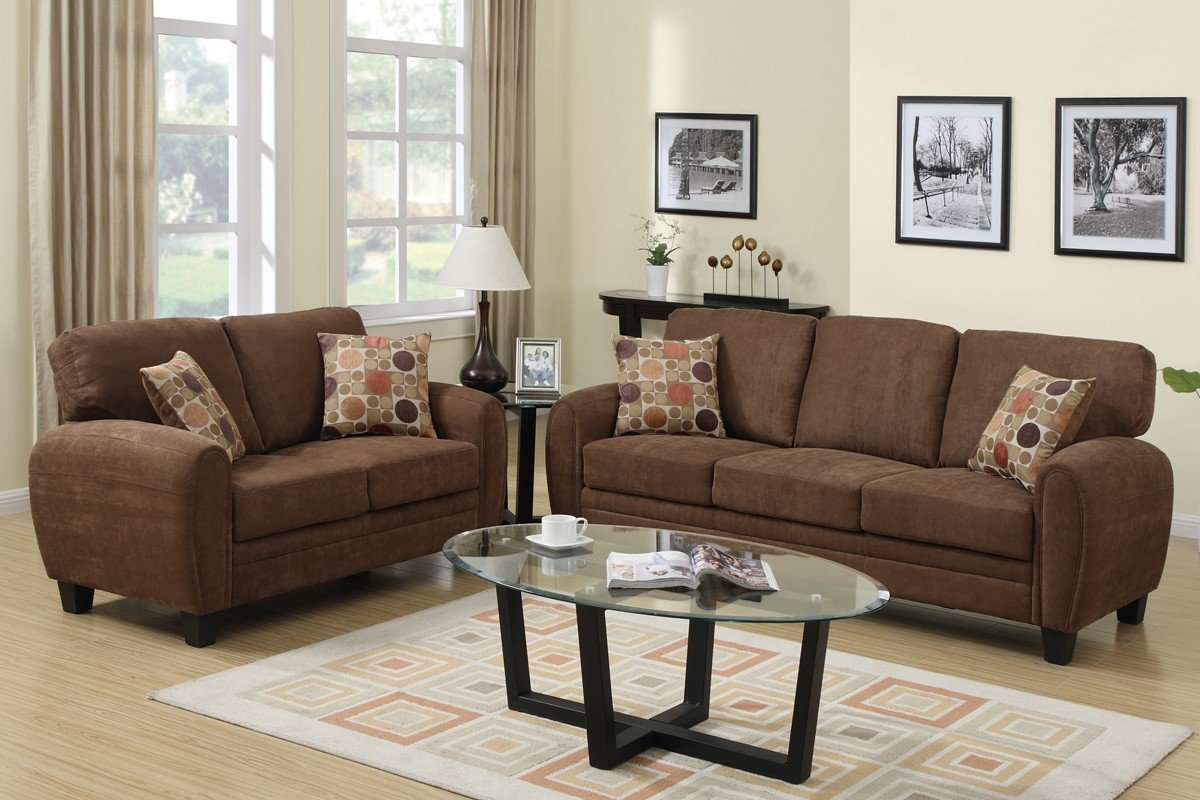 Sofa And Loveseat Placement