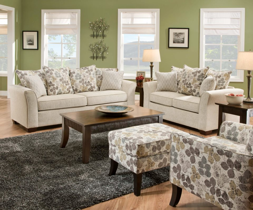 Sofa And Loveseat Set Under 600