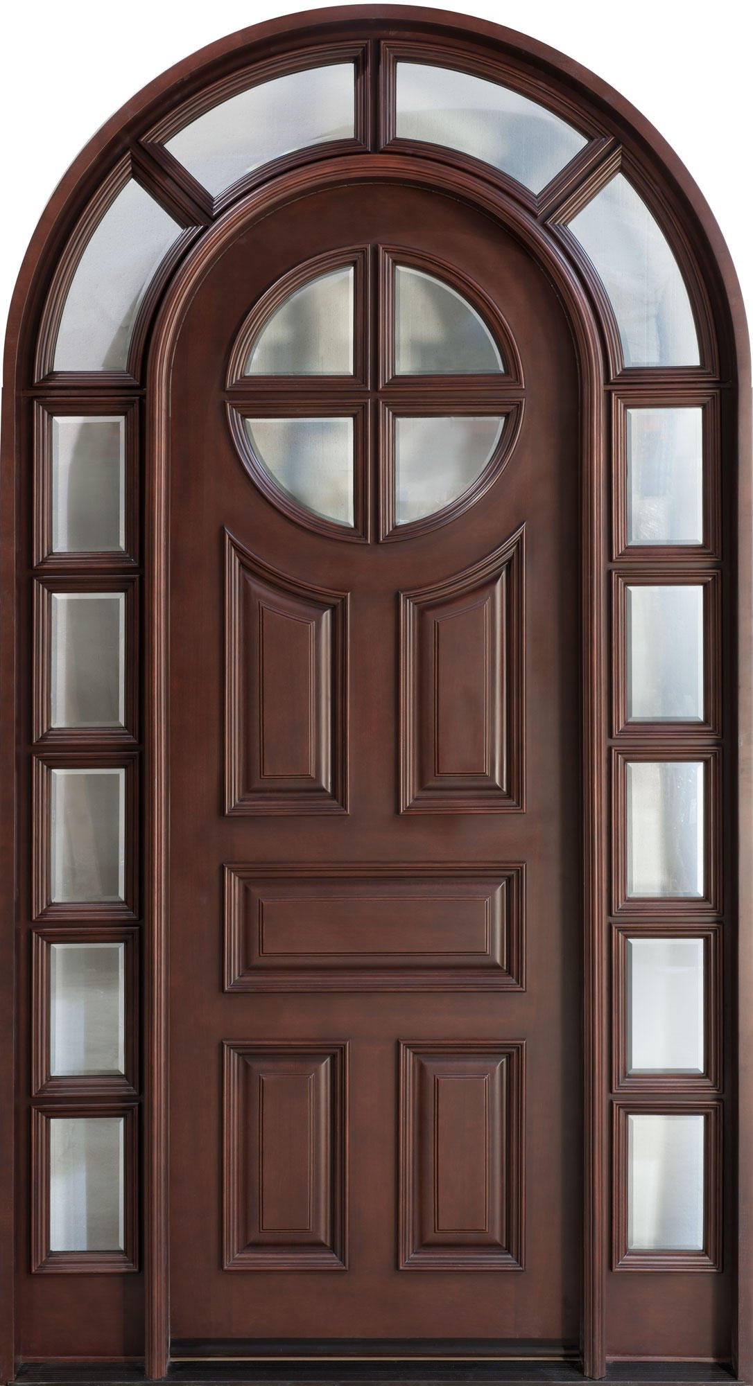 Solid Wood Exterior Doors Ideas