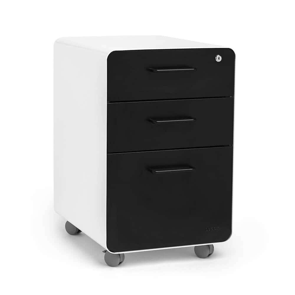 Staples Rolling File Cabinet