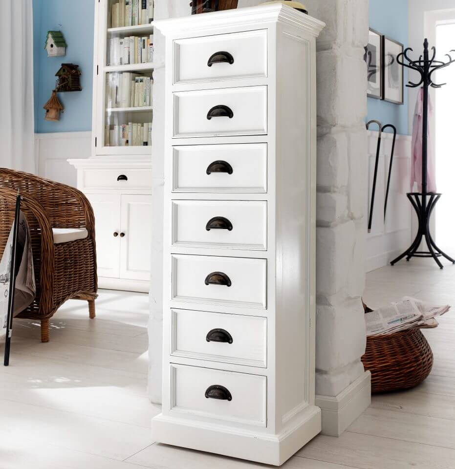 Tall Narrow Dresser Drawers