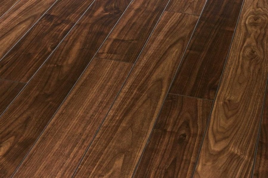 Textured Laminate Flooring Rustic Oak