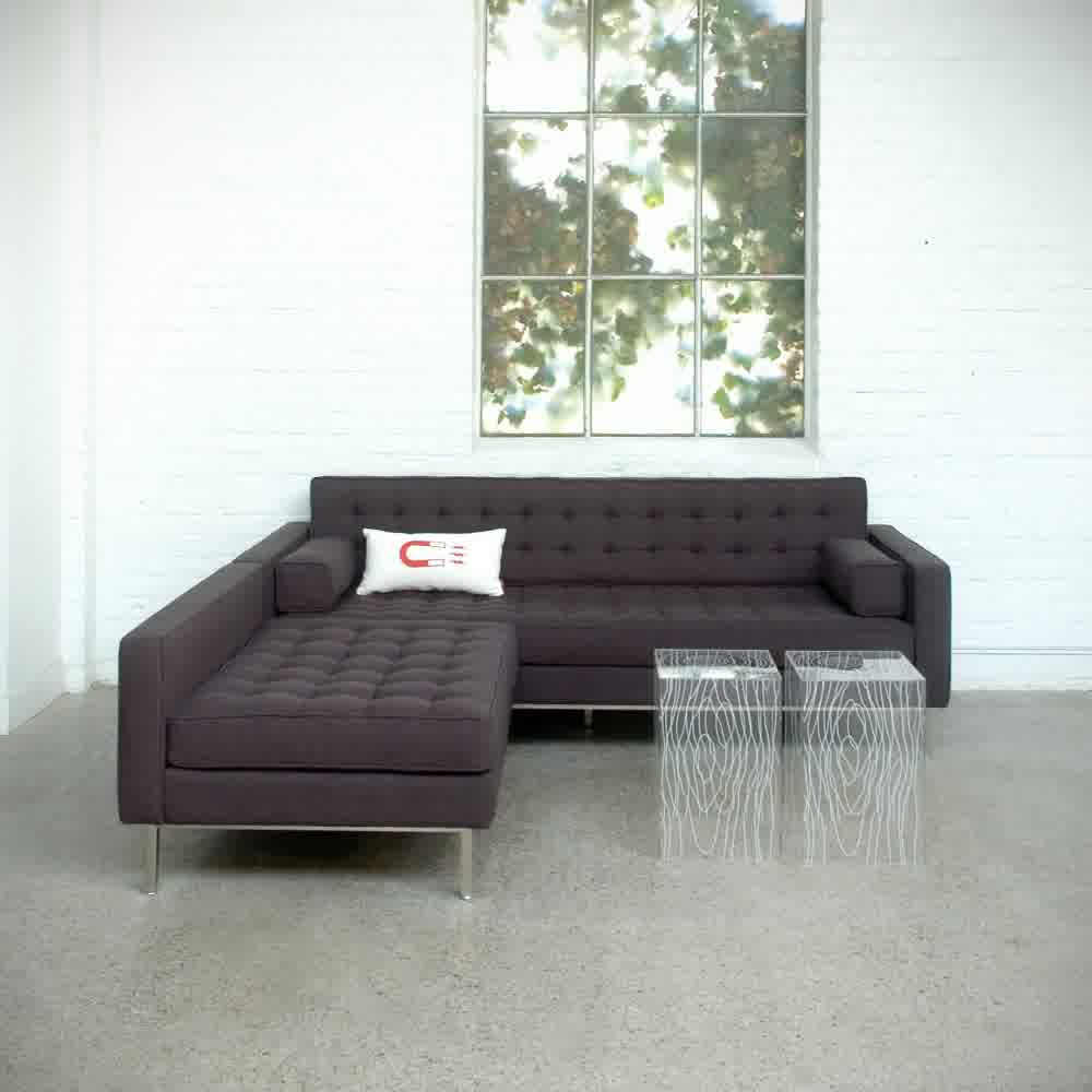 Top Apartment Size Sectional Sofa