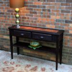 Top Reclaimed Wood Sofa Table