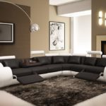 Top Sectional Sofa With Recliner