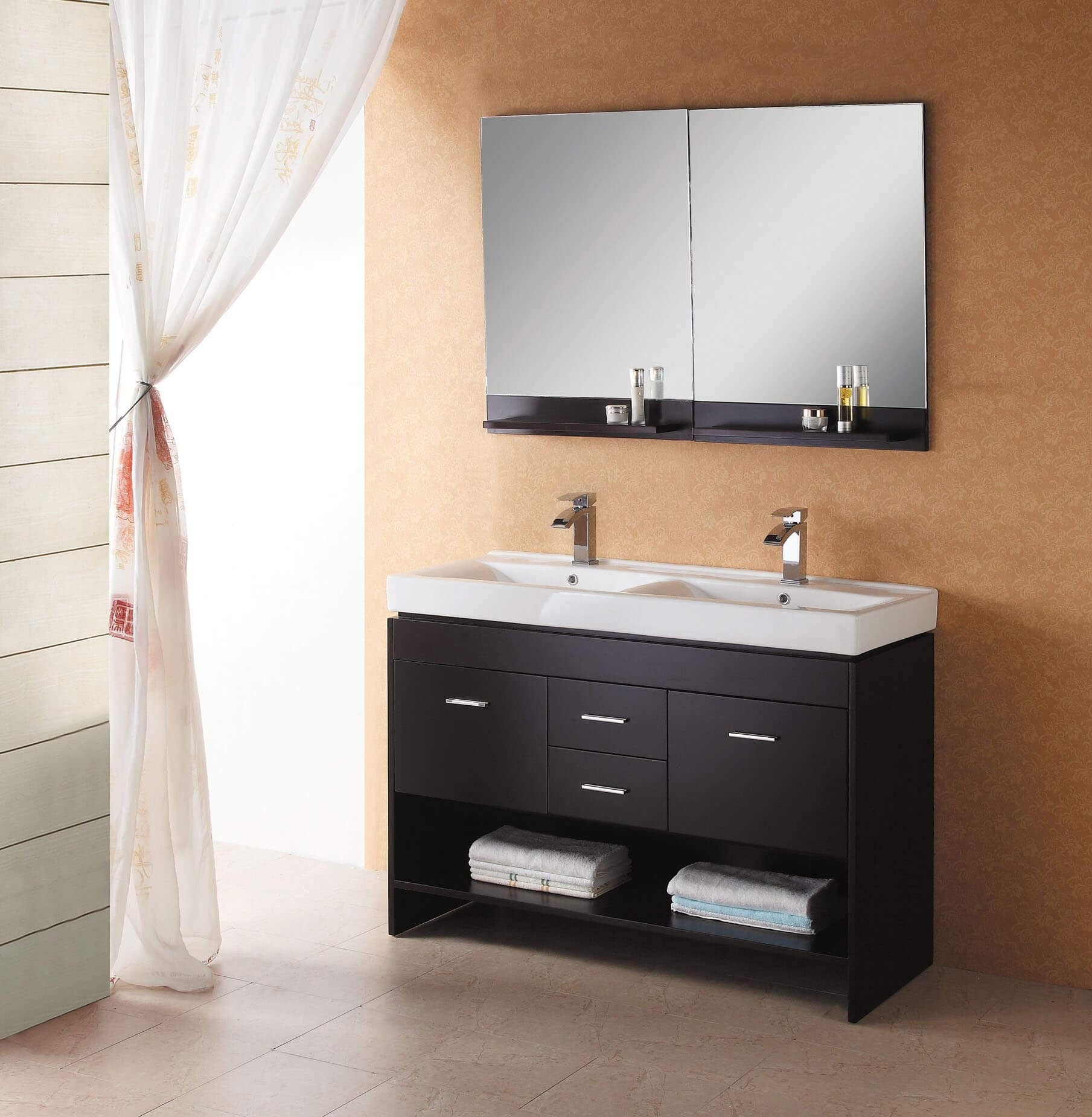 Top Utility Sink Cabinet